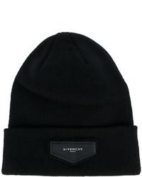 Gorro negro de Givenchy