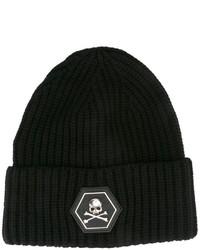Comprar unos sombreros y gorros negros Philipp Plein  76ec4854869