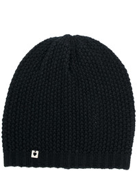 Gorro negro de Twin-Set