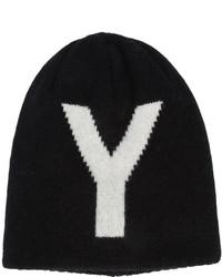 Gorro negro de Y's