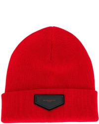 Gorro Rojo de Givenchy