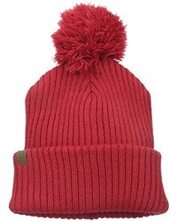 Gorro rojo de Herschel Supply Co.
