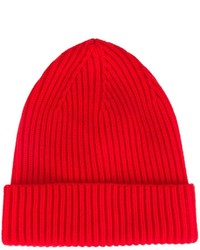 Gorro rojo de Stella McCartney