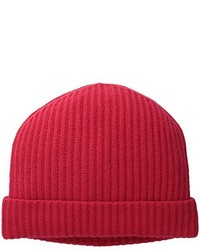 Gorro rojo de Williams Cashmere
