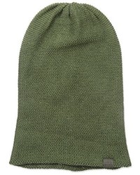 Gorro verde oliva de Threads 4 Thought