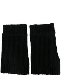 Guantes de lana negros de Unconditional