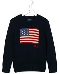 Jersey azul marino de Ralph Lauren