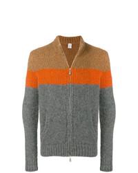 Jersey con cremallera en multicolor de Eleventy