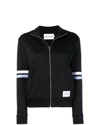 Jersey con cremallera en negro y blanco de Ck Jeans