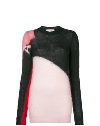 Jersey con cuello circular en multicolor de Alyx