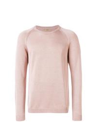 Jersey con cuello circular rosado de Nuur