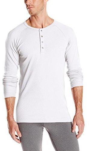 Jersey con cuello henley blanco de Levi's