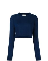 Jersey corto azul marino de Le Kasha