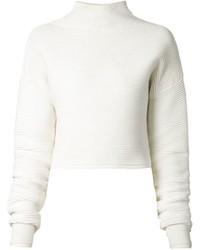 Jersey corto blanco de Dion Lee