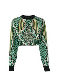 Jersey corto estampado verde de M Missoni