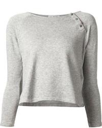 Jersey corto gris de James Perse