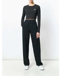 Jersey corto negro de adidas