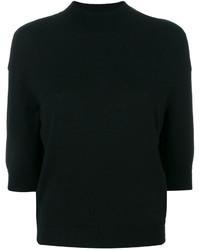 Jersey corto negro de Giambattista Valli
