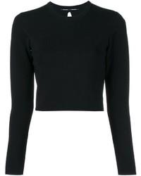 Jersey corto negro de Proenza Schouler