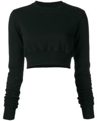 Jersey corto negro de Rick Owens