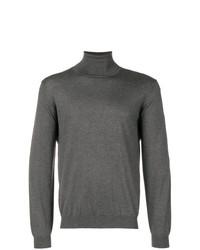 Jersey de cuello alto gris de Laneus