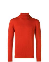 Jersey de cuello alto naranja de Nuur