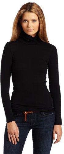 Jersey de cuello alto negro de Splendid