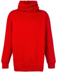 Jersey de cuello alto rojo de Diesel Black Gold