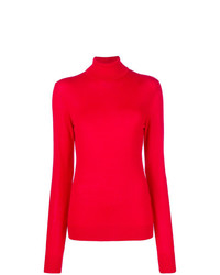 Jersey de cuello alto rojo de Ports 1961
