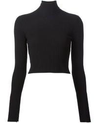 Jersey de lana negro de A.L.C.