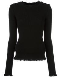 Jersey de lana negro de MICHAEL Michael Kors