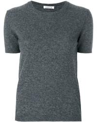 Jersey de manga corta en gris oscuro de P.A.R.O.S.H.