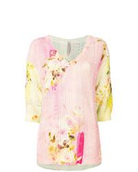 Jersey de manga corta en multicolor de Antonio Marras