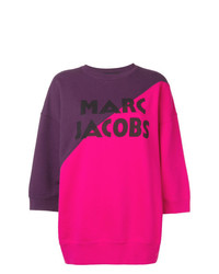 Jersey de manga corta en multicolor de Marc Jacobs