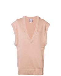 Jersey de manga corta rosado de Chloé