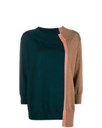 Jersey de manga corta verde oscuro de Antonio Marras