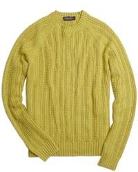 Jersey de ochos amarillo
