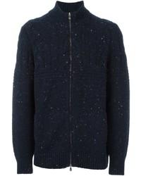 Jersey de ochos azul marino de Brunello Cucinelli