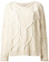 Jersey de ochos beige original 1337253