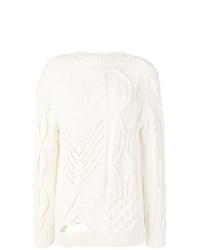 Jersey de ochos blanco de Almaz