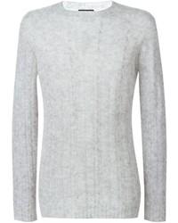 Jersey de ochos gris de Laneus