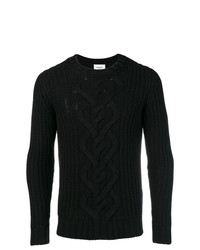 Jersey de ochos negro de Dondup