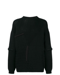 Jersey de ochos negro de Oamc