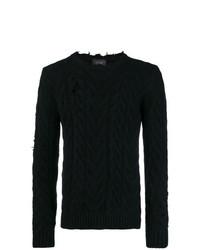 Jersey de ochos negro de Overcome