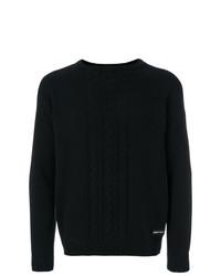 Jersey de ochos negro de Philipp Plein