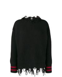 Jersey de ochos negro de Pinko