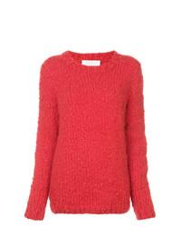 Jersey de ochos rojo de Gabriela Hearst