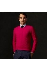Jersey de ochos rosa