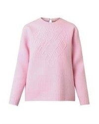 Jersey de ochos rosado