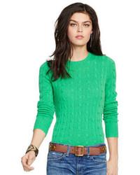 Jersey de ochos verde